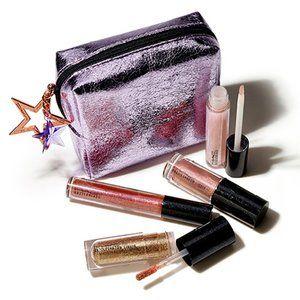 NWT MAC Star Dazzler Kit w/Makeup Pouch